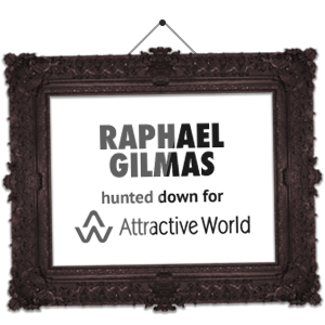 Raphael Gilmas hunted down for Attractive World