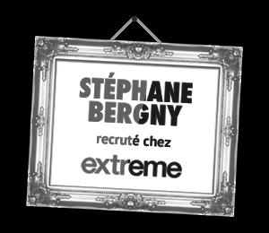 Stéphane Bergny recruté chez extreme