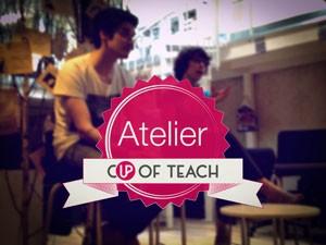 Mushroom - cabinet de recrutement - chasseurs de têtes - passion - logo Cup of Teach
