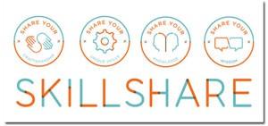 Mushroom - cabinet de recrutement - chasseurs de têtes - passion - logo Skillshare