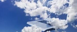 Image d'un ordinateur dans les nuages - compétences / Mushroom, cabinet de chasseurs de têtes, chasseur de tête, cabinet de recrutement, communication et digital, start up