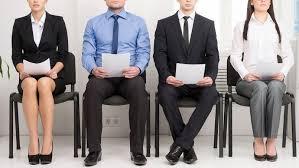 Candidats attendant un entretien - Mushroom, cabinet de chasseurs de têtes, cabinet de recrutement, chasseur de tête, communication, marketing, digital, start up