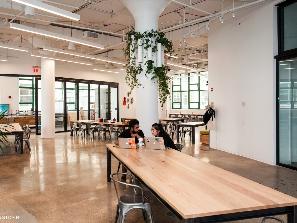 12 Espaces De Travail Géniaux Ou L'espace De Travail