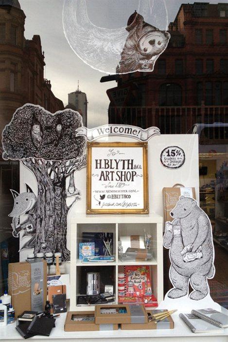 art retail quand les artistes creent l 39 experience mushroom. Black Bedroom Furniture Sets. Home Design Ideas